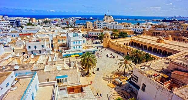 Горящие туры из Москвы, Спб и Регионов 2021 ✈ Turs.sale - africa tunisia sousse sea city piratesru turs sale 1