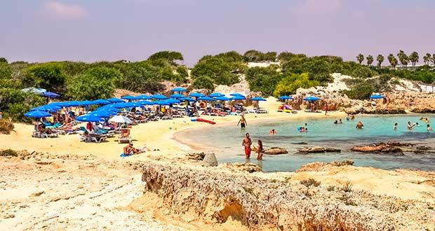 Горящие туры из Москвы, Спб и Регионов 2021 ✈ Turs.sale - europe cyprus lca beach sea piratesru turs sale 14