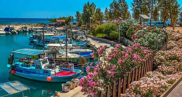 Горящие туры из Москвы, Спб и Регионов 2021 ✈ Turs.sale - europe cyprus lca sea boat piratesru turs sale 1