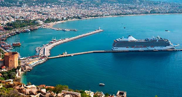 Туры и отдых 2021 из Москвы (Турция, Сочи, Куба, Мальдивы...) - europe turkey alanya beach sea city piratesru turs sale 4
