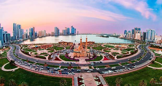 Горящие туры из Москвы, Спб и Регионов 2021 ✈ Turs.sale - uae oae shj sharjah city sunset piratesru turs sale 1