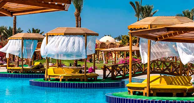 Горящие туры из Москвы, Спб и Регионов 2021 ✈ Turs.sale - arab egypt hrg hurgada hotel pool pirates travel 3
